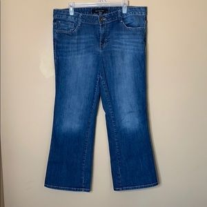 CK Jeans Ultimate Boot Jeans